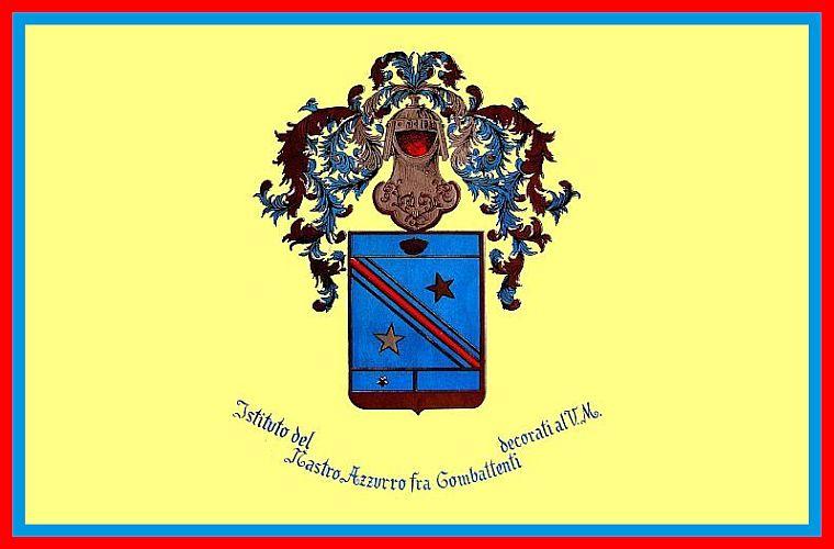 Istituto del Nastro Azzurro fra decorati al Valor Militare
