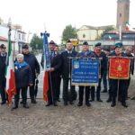Manifestazione Festa delle forze Armate Domenica 3 novembre 2019 Cadoneghe (PD)