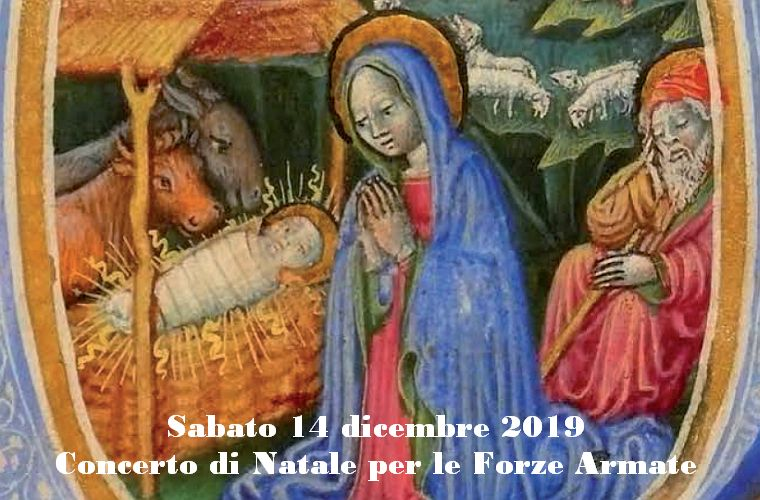 Concerto di Natale per le Forze Armate Cattedrale Duomo di Padova