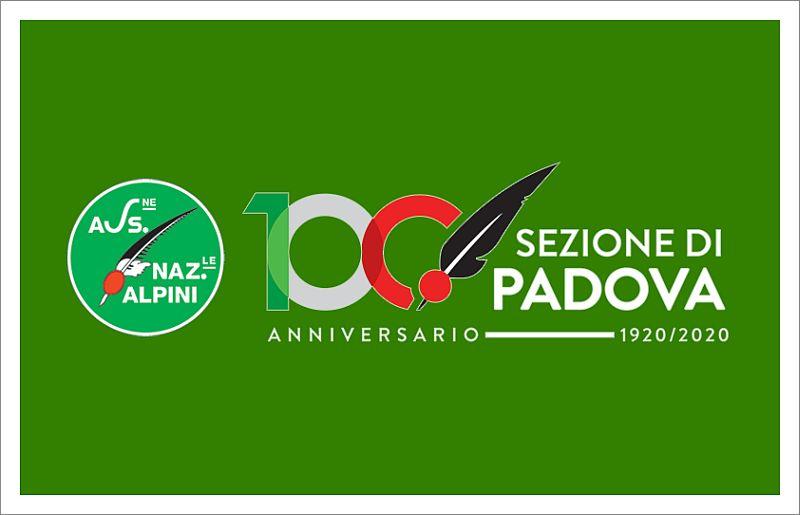 Centenario Fondazione della Sezione Alpini di Padova