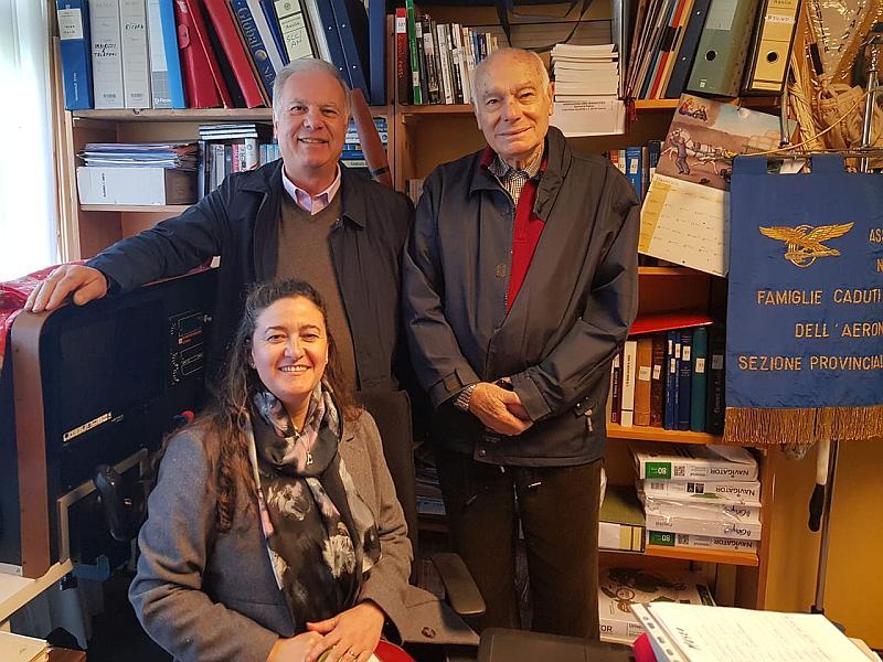 ANCR Padova in visita ad Assoarma Padova