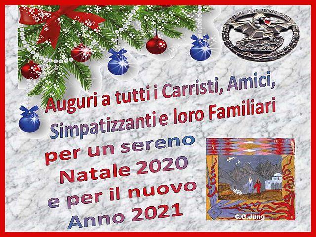 ANCI Auguri Buone Feste Natale 2020