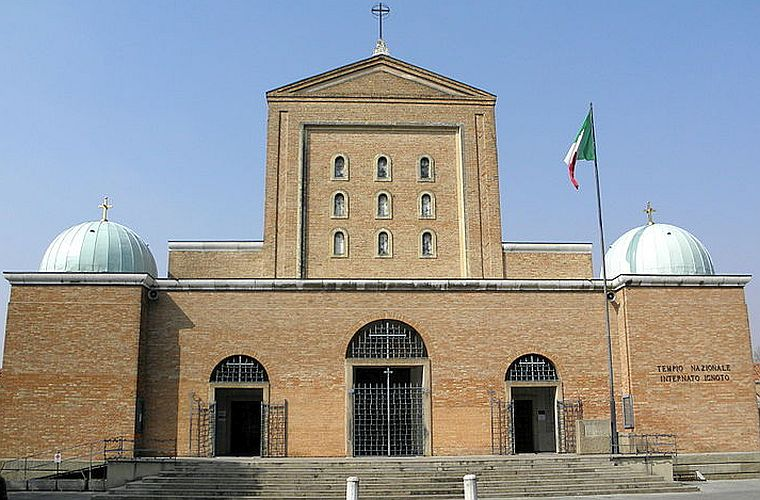 Tempio Nazionale dell'internato ignoto Padova